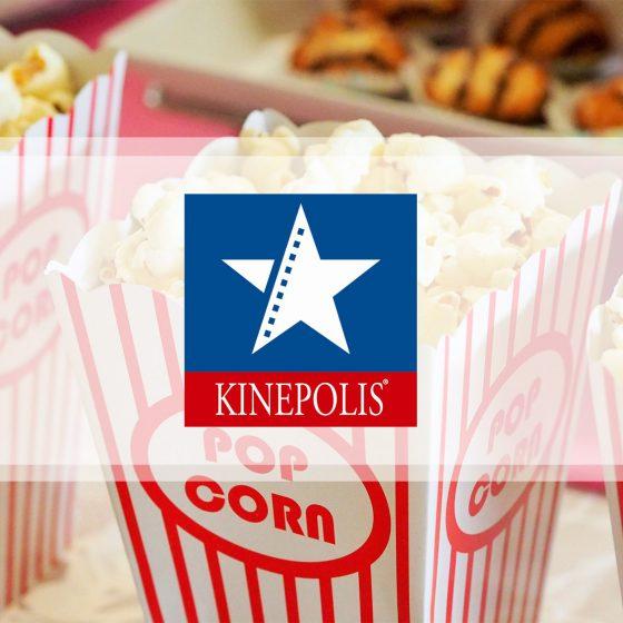 kinepolis popcorn
