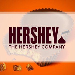 Hershey Foods Corp toegevoegd aan de portefeuille