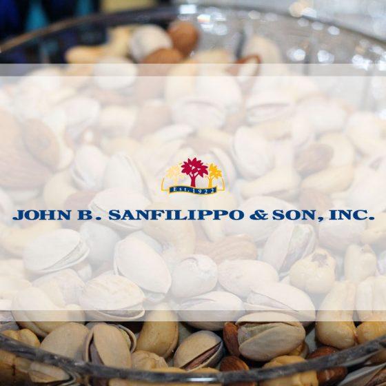 John B Sanfilippo & Son logo